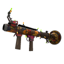 Strange Festive Killstreak Autumn Rocket Launcher (Field-Tested)