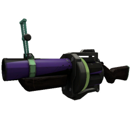 free tf2 item Strange Specialized Killstreak Macabre Web Grenade Launcher (Minimal Wear)