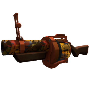 Autumn Grenade Launcher TF2 Skin Preview