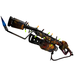 Festive Autumn Flame Thrower (Field-Tested)