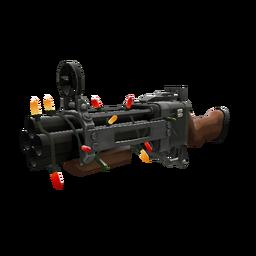 Strange Festivized Specialized Killstreak Iron Bomber