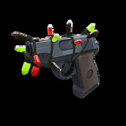 Strange Festivized Specialized Killstreak Pistol