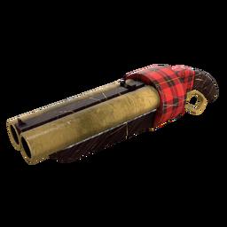 Killstreak Tartan Torpedo Scattergun (Minimal Wear)
