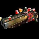 Festive Specialized Killstreak Tartan Torpedo Scattergun (Field-Tested)