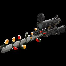 Festive Specialized Killstreak Shot in the Dark Sniper Rifle (Field-Tested)
