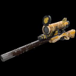 Killstreak Lumber From Down Under Sniper Rifle (Well-Worn)