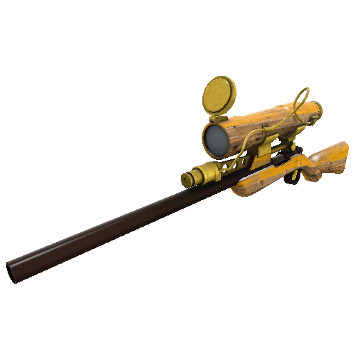 """Ghetto Australium Sniper Rifle"""
