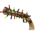 Festive Old Country Revolver (Battle Scarred)