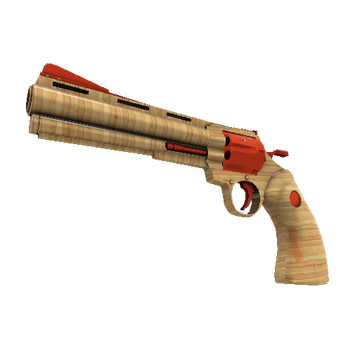Old Country Revolver TF2 Skin Preview