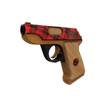 Homemade Heater Pistol TF2 Skin Preview