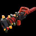 Festive Specialized Killstreak Reclaimed Reanimator Medi Gun (Factory New)