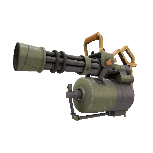Hale's Own Specialized Killstreak Minigun