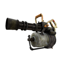 Antique Annihilator Minigun (Battle Scarred)