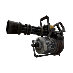free tf2 item Specialized Killstreak Iron Wood Minigun (Battle Scarred)
