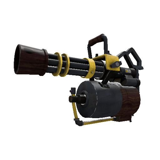 Somewhat Threatening Minigun