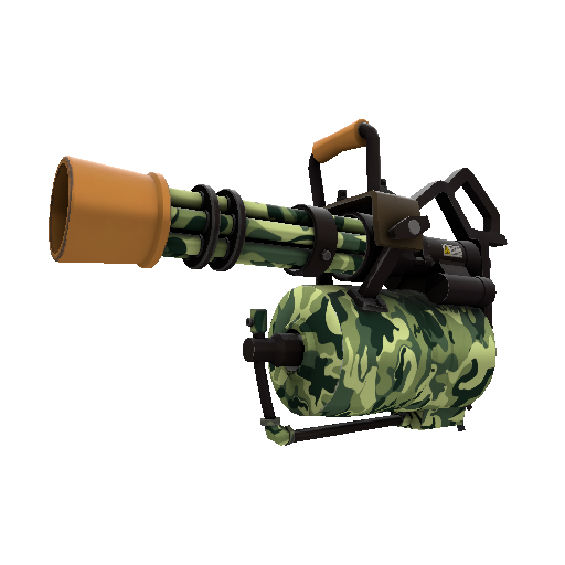 Unusual Minigun