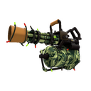 Unusual Festive King of the Jungle Minigun (Factory New)