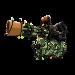 Festive Killstreak King of the Jungle Minigun (Minimal Wear)