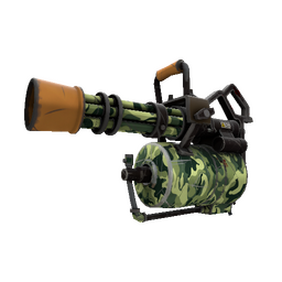 Notably Dangerous Specialized Killstreak Minigun