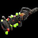 Strange Festive Masked Mender Medi Gun (Battle Scarred)