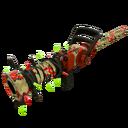 Festive Killstreak Wrapped Reviver Medi Gun (Factory New)