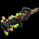 Strange Festive Specialized Killstreak Wrapped Reviver Medi Gun (Battle Scarred)