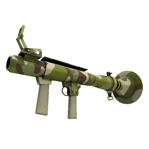 """Crocket Launcher"""