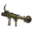 Festive Specialized Killstreak Woodland Warrior Rocket Launcher (Field-Tested)