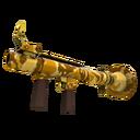 Strange Professional Killstreak Sand Cannon Rocket Launcher (Factory New)