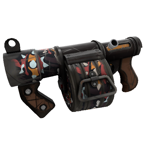 Unusual Professional Killstreak Stickybomb Launcher