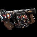 Unusual Professional Killstreak Carpet Bomber Stickybomb Launcher (Minimal Wear)