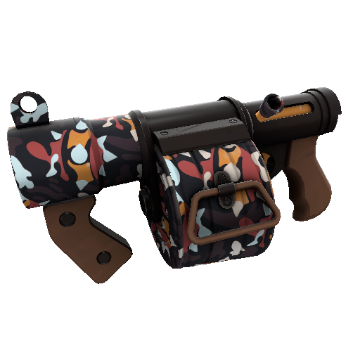 The Stickybomb Launcher
