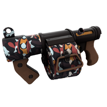 Carpet Bomber Stickybomb Launcher TF2 Skin Preview