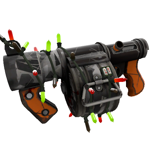 Spectacularly Lethal Professional Killstreak Stickybomb Launcher