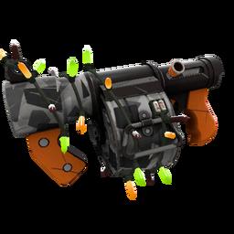Festive Killstreak Sudden Flurry Stickybomb Launcher (Minimal Wear)