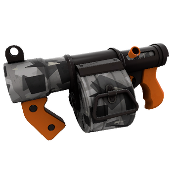 Sudden Flurry Stickybomb Launcher TF2 Skin Preview