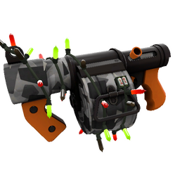 Festive Specialized Killstreak Sudden Flurry Stickybomb Launcher (Factory New)