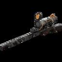Unusual Professional Killstreak Night Owl Sniper Rifle (Well-Worn)