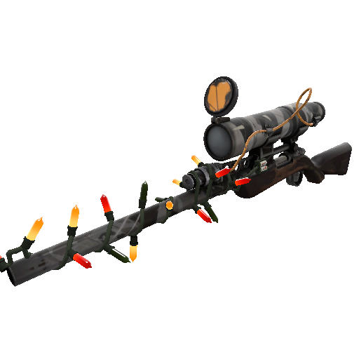 Unusual Killstreak Sniper Rifle