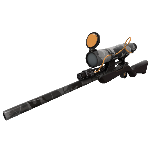 Unremarkable Killstreak Sniper Rifle