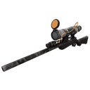 Unusual Professional Killstreak Night Owl Sniper Rifle (Minimal Wear)