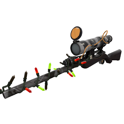 Rage-Inducing Professional Killstreak Sniper Rifle