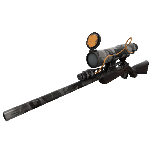 Uncharitable Killstreak Sniper Rifle