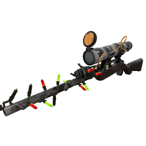 Unusual Professional Killstreak Sniper Rifle