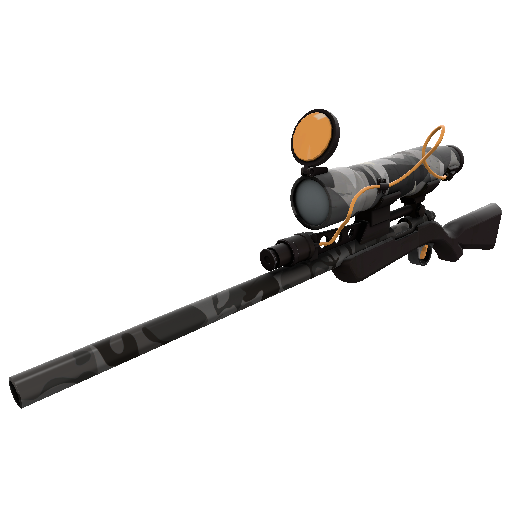 Mildly Menacing Sniper Rifle