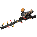 Unusual Festive Night Owl Sniper Rifle (Factory New)