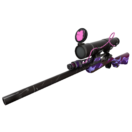 Wicked Nasty Professional Killstreak Sniper Rifle