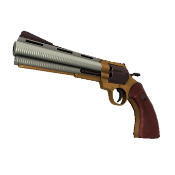 Coffin Nail Revolver TF2 Skin Preview