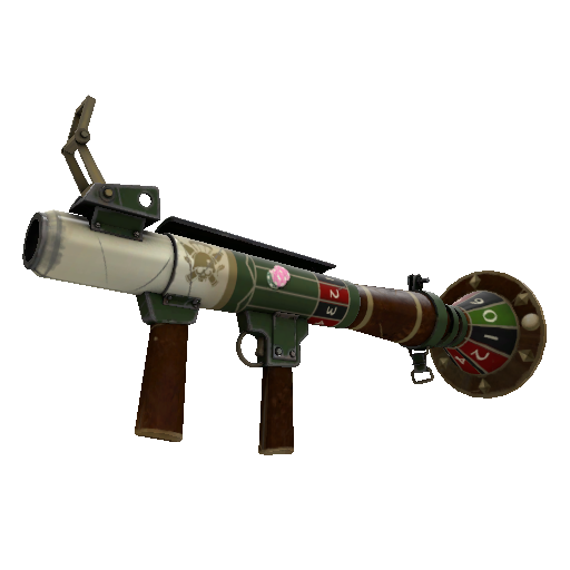 Unremarkable Rocket Launcher