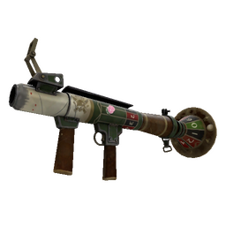 High Roller's Rocket Launcher (Field-Tested)